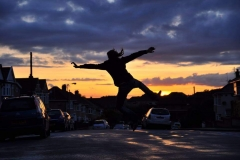 Sunset-Jump-Sam-Moore-and-the-Bad-Palace